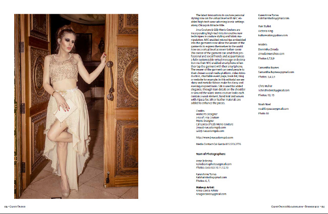 Cloud-Orchid-Magazine Editorial Summer 2015 Couture Dubai Chicago Designer Alahambra Palace Resort wear j-na couture