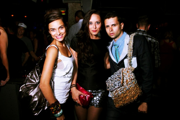 Underground Chicago and Fashions Night Out 2012.