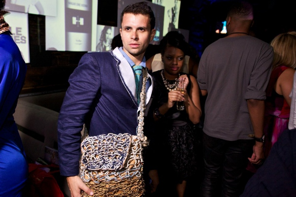 Mode Night Our Chicago con GSb mens couture.