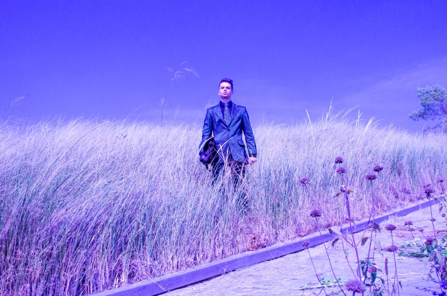 GSB para hombre de alta costura ECO-Couture trajes 2013 AW.