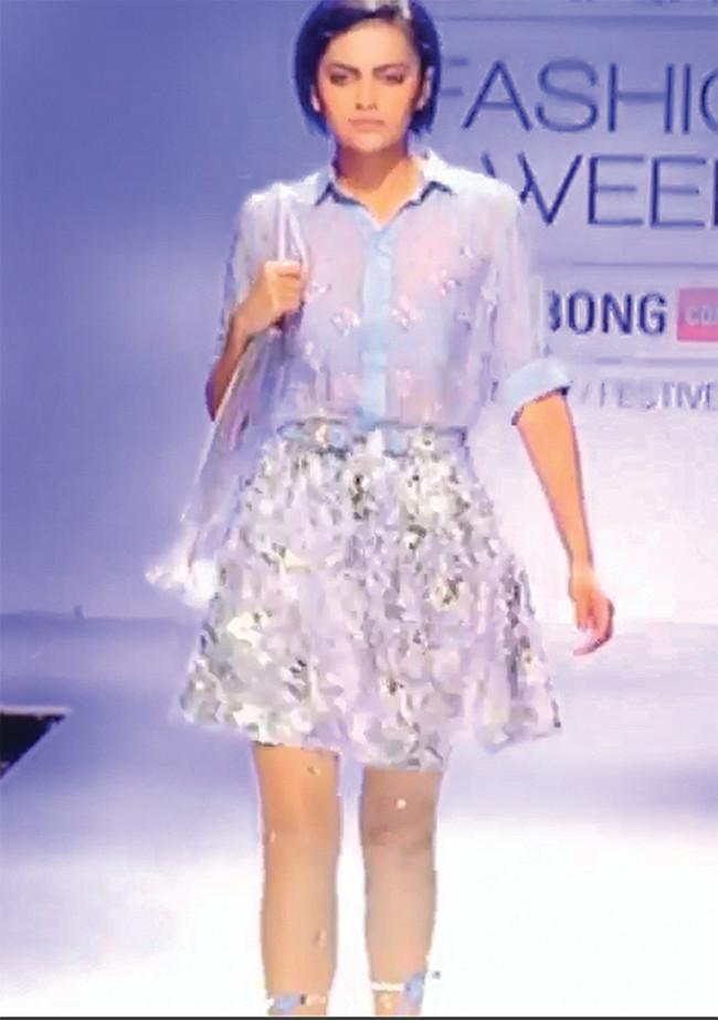 Lakme fashion Week Day 4