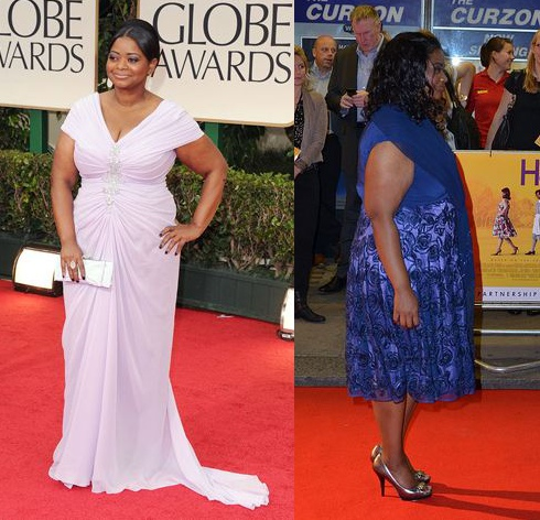 Quale di questi due abiti allunga la silhouette? Quale abito lusinga meglio?