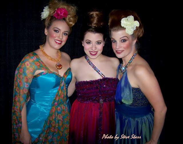 j-na couture plus para Chicago cantantes de la Opera 2012.