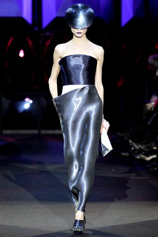 Amani Prive couture what the 21st century need