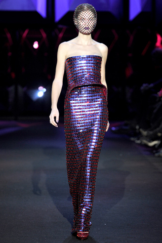 Armani prive Haute couture at it's best
