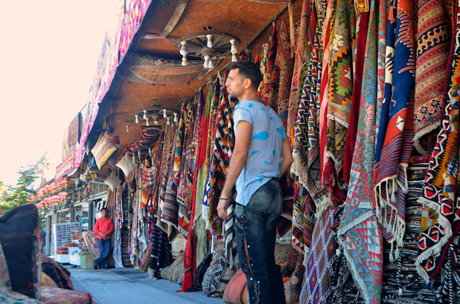 The handmade textiles in Turkey are among the world's finest artisanal legacies.