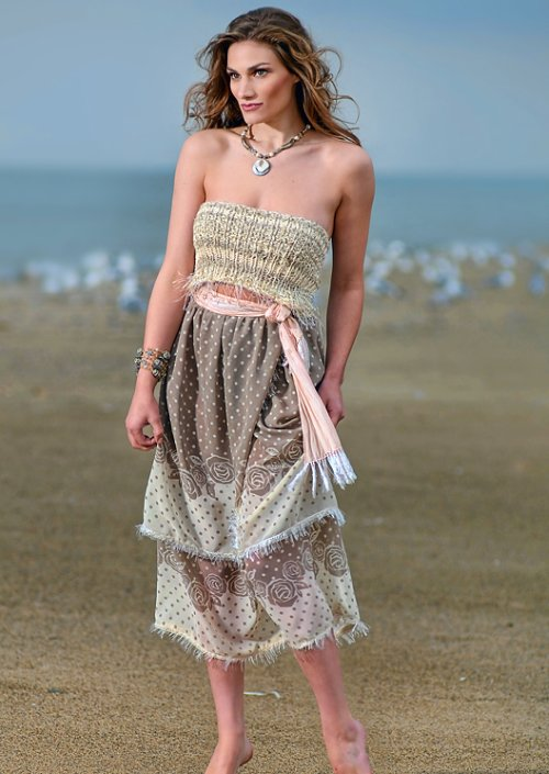 beach day dress j-na couture 2012