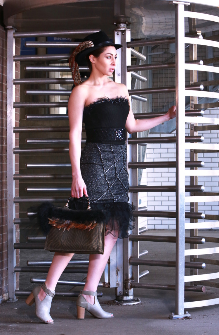 The Swarovski Corset Belt is versatile and flattering in any number of styling options.