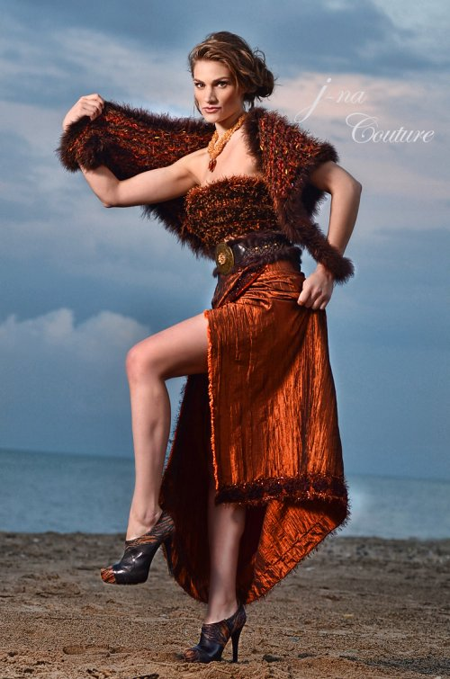 j-na couture evening wear 2012 haute couture collection.