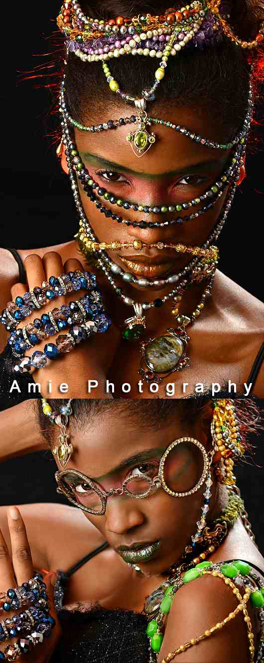 couture jewelry 2012 j-na gems and pearls torsade