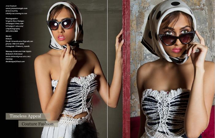 j-na smartwears couture, una collezione indossabili per convenienza e l'avventura off-shore e bordo piscina. Editoriale per UstyleU MAG, un fav pubblicazione di ispirazione locale della nostra!