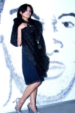 couture posh huge wrap