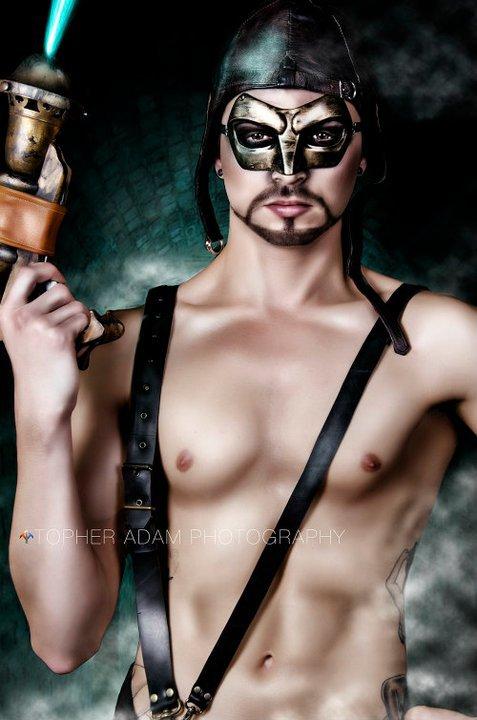 Couture Men s accessories steampunk