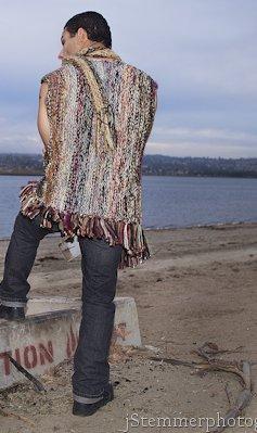 couture gilet maglione di uomini rigorosi