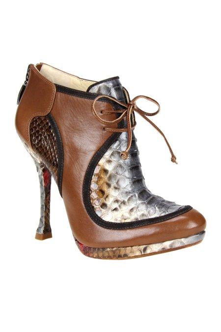 Python shoe! Beautiful!