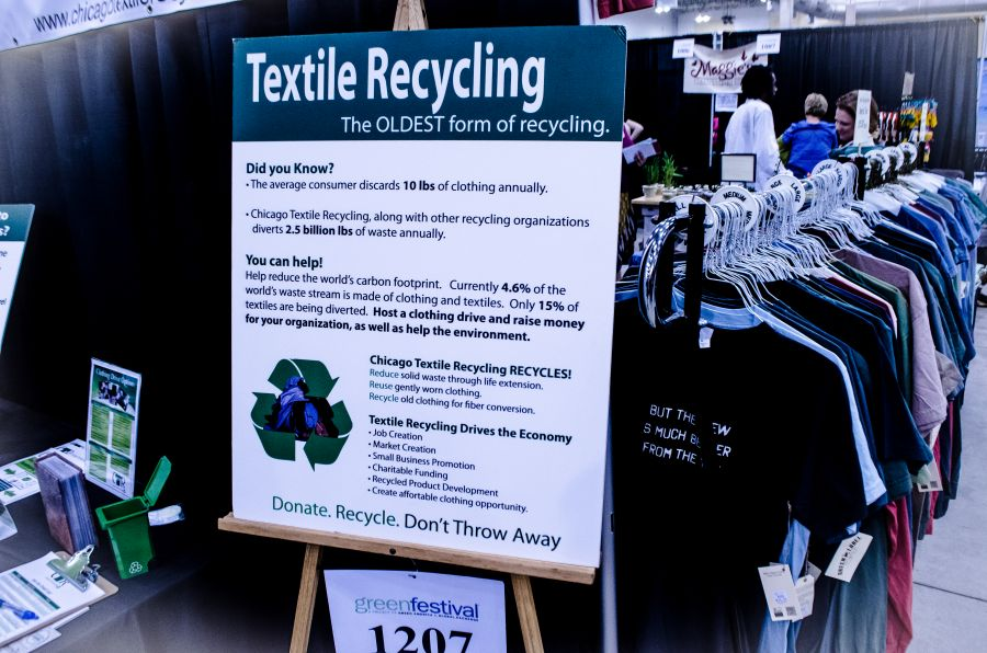 Ready-made textile industry waste statistics. FWI don't be a ready-mader. Embrace couture living!