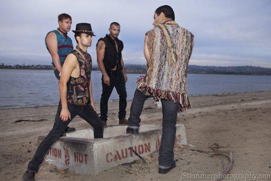 el jazz haute couture para hombres chaleco