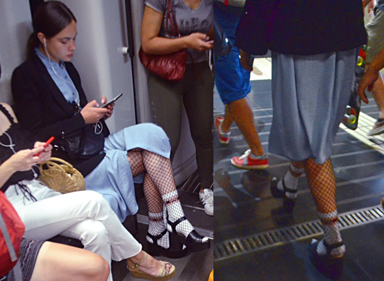 Idee di stile uniche ed esclusive per indossare l'abito denim in questa stagione dalle 7 alle 10 per il fattore sorpresa della couture nella moda di strada.