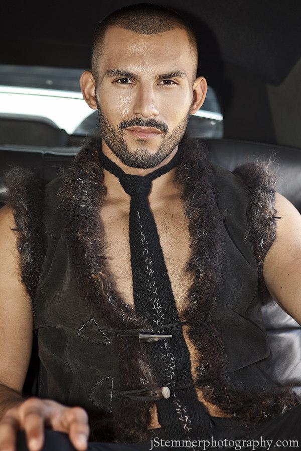 new revolution in men's couture accessories
