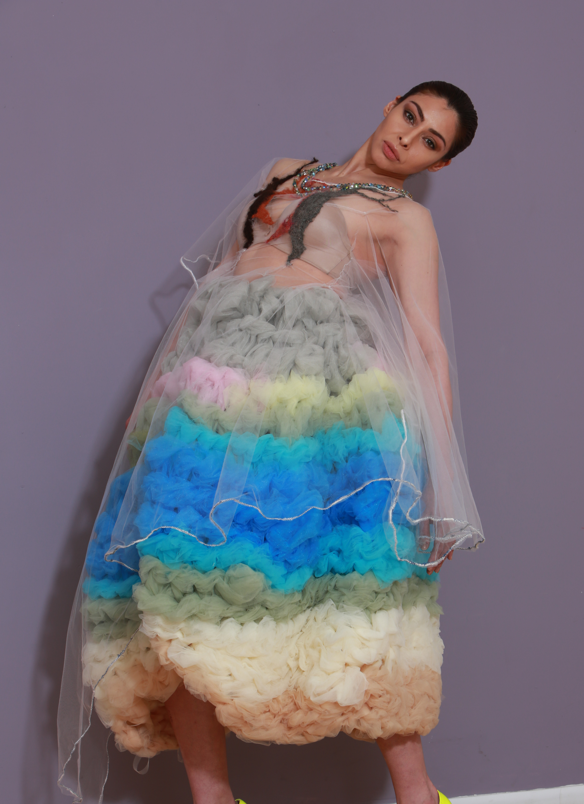 J-na Couture Capsule Collection 2015 that Tomo Koizumi knocked-off for 2019 NYCFW.