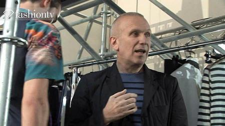 Jean Paul Gaultier semana de moda Paris